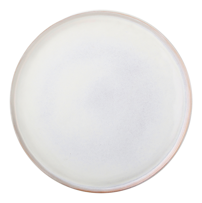 Ona 4 assiettes plates Element Ø 26,5 cm blanc