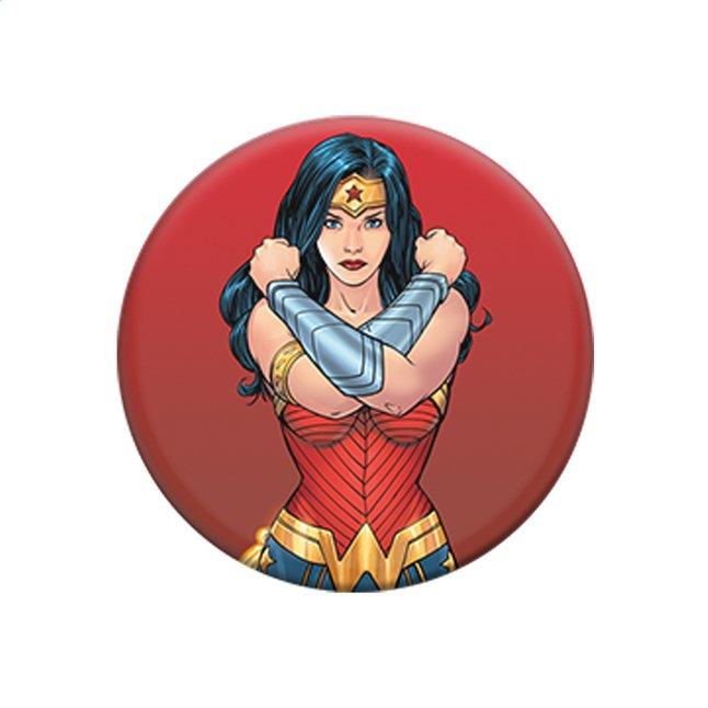 Afbeelding van PopSockets Phone grip Wonder Woman from ColliShop