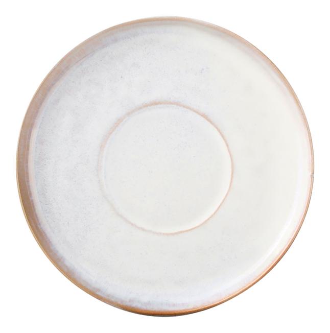 Ona 4 sous-tasses Element Ø 14 cm blanc