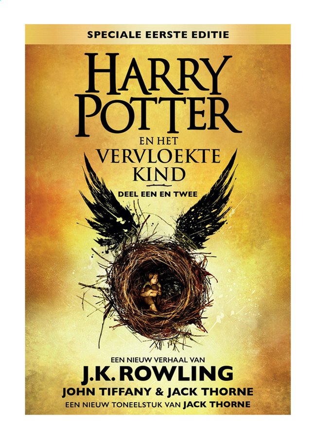 Afbeelding van Harry Potter en het Vervloekte kind Deel Een en Twee from ColliShop