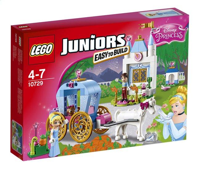 Afbeelding van LEGO Juniors 10729 Assepoesters koets from ColliShop