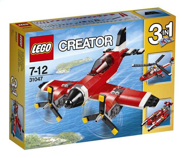 Image pour LEGO Creator 31047 L'avion à hélices à partir de ColliShop