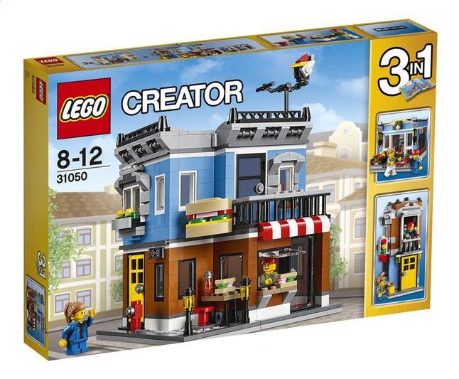 Afbeelding van LEGO Creator 31050 Hoekrestaurant from ColliShop