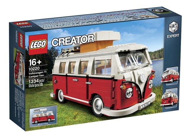 Afbeelding van LEGO Creator 10220 Volkswagen T1 camper Van from ColliShop