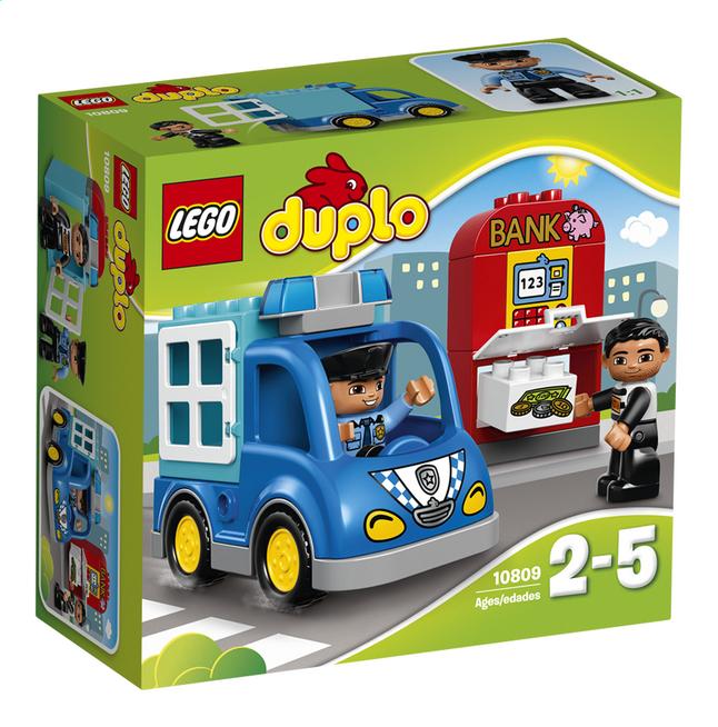 Image pour LEGO DUPLO 10809 La patrouille de police à partir de ColliShop