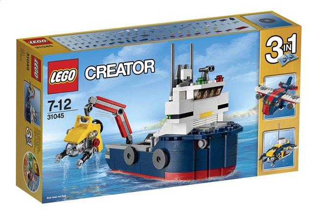 Image pour LEGO Creator 31045 L'explorateur des océans à partir de ColliShop