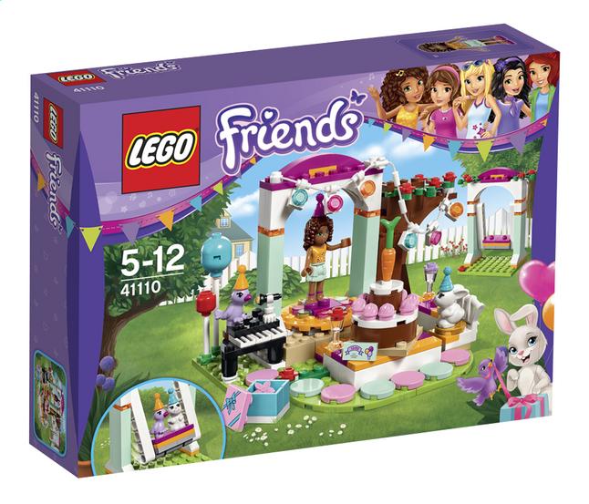 Afbeelding van LEGO Friends 41110 Verjaardagsfeest from ColliShop
