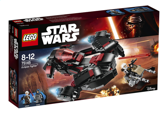 Afbeelding van LEGO Star Wars 75145 Eclipse Fighter from ColliShop