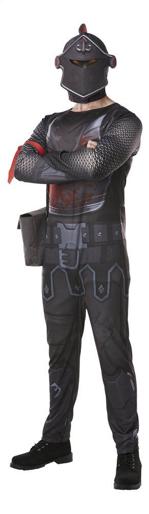 19b97dfe7b1 Verkleedpak Fortnite Black Knight S Collishop - afbeelding van verkleedpak  fortnite black knight s from collishop
