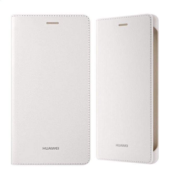 Afbeelding van Huawei Foliocover voor Huawei P8 Lite wit from ColliShop