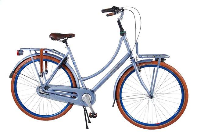 Afbeelding van Salutoni citybike Excellent Nexus 3-Speed mat blauw 28