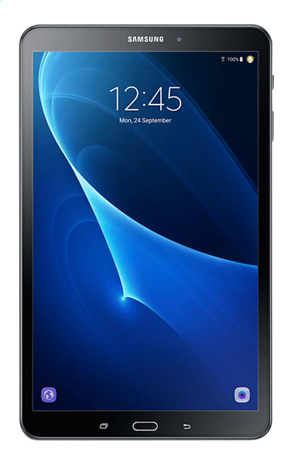 Afbeelding van Samsung tablet Galaxy Tab A 2016 Wi-Fi 10.1 inch 16 GB zwart from ColliShop