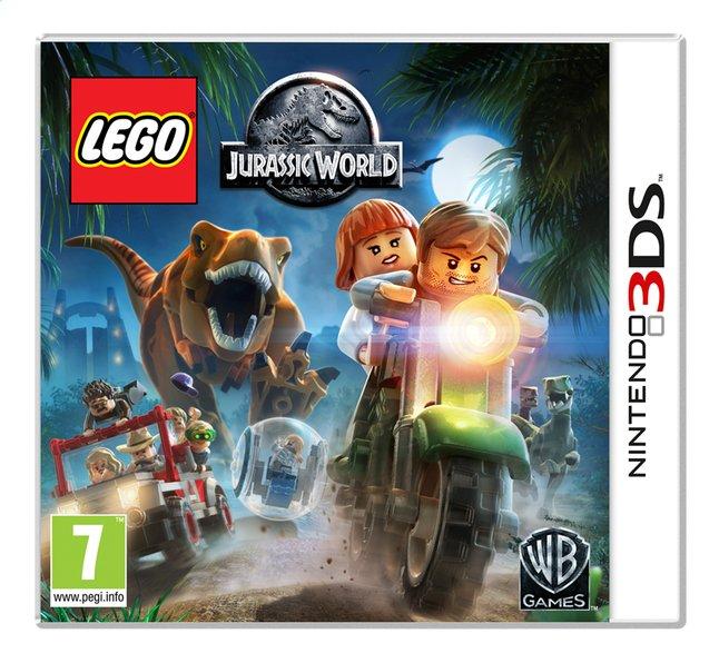 Image pour Nintendo 3DS LEGO Jurassic World FR à partir de ColliShop