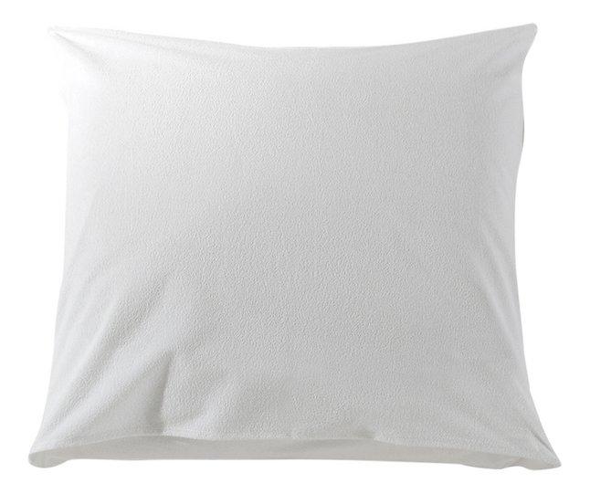 Image pour Inch Protège-oreiller Cardiff tissu-éponge 65 x 65 cm - 2 pièces à partir de ColliShop