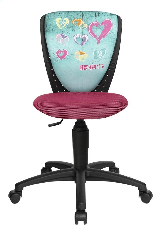Image pour Topstar chaise de bureau pour enfants Nic cœur à partir de ColliShop