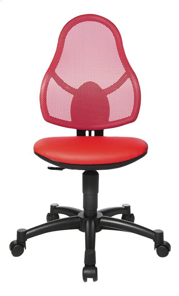Image pour Topstar chaise de bureau pour enfants Open Art Junior rouge à partir de ColliShop