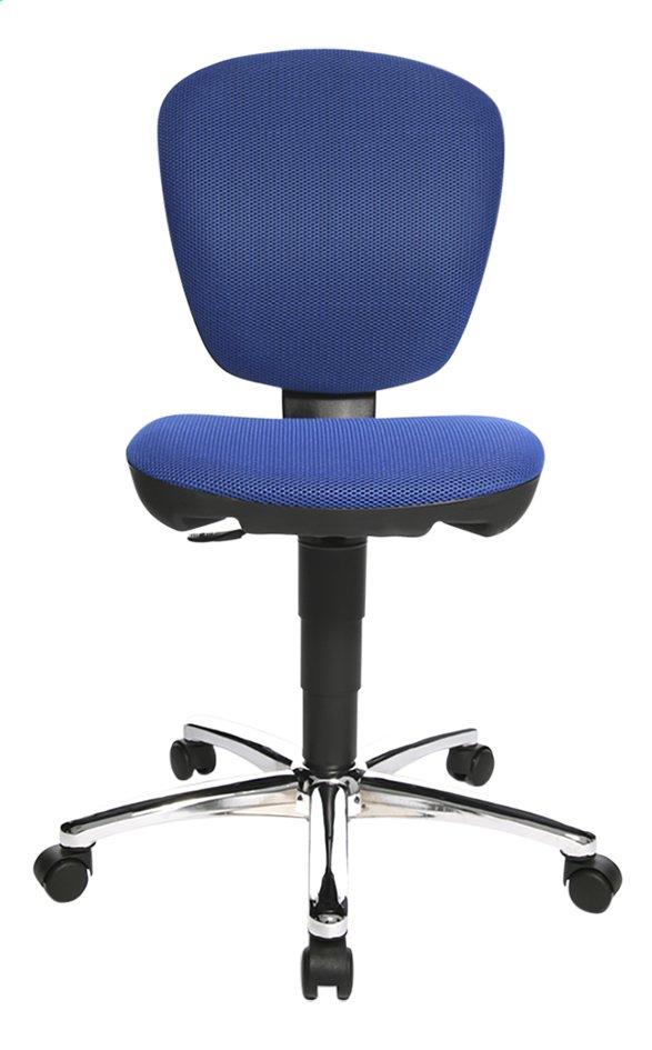 Topstar chaise de bureau pour enfants Kiddi Star bleu
