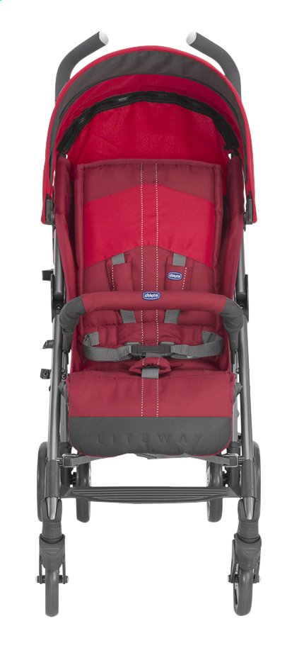 Afbeelding van Chicco Buggy Lite Way 2.0 red from ColliShop