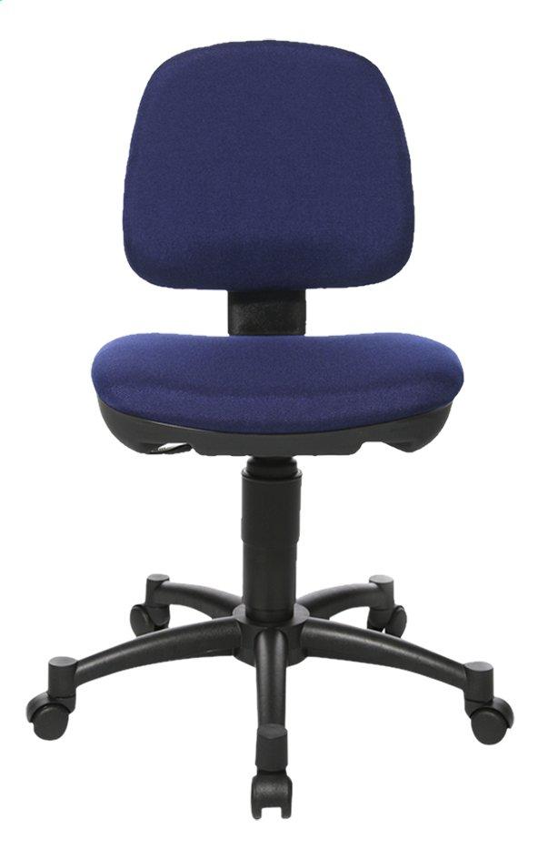 Image Pour Topstar Chaise De Bureau Enfants Home Chair 10 Bleu A Partir ColliShop