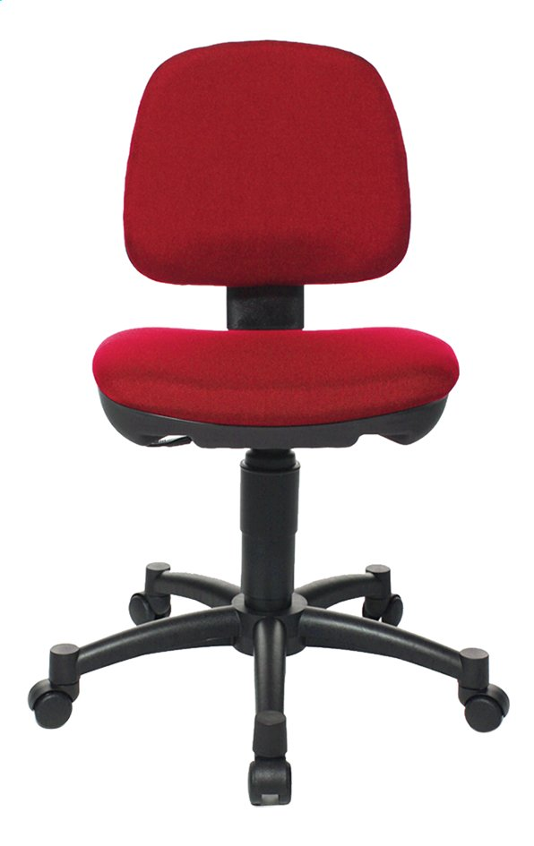 Image pour Topstar chaise de bureau pour enfants Home Chair 10 rouge à partir de ColliShop