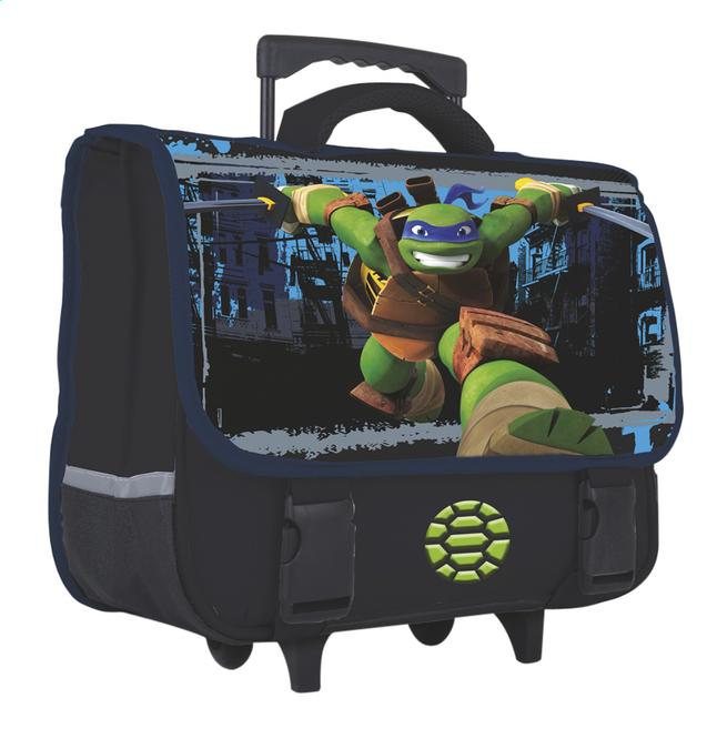 Image pour Cartable à roulettes Les Tortues Ninja 39 cm à partir de ColliShop