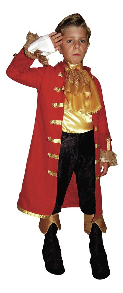 Afbeelding van Verkleedpak Piet Piraat 4 - 7 jaar from ColliShop