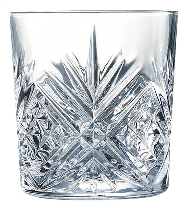 Image pour Arcoroc 6 verres à whisky Broadway 30 cl à partir de ColliShop
