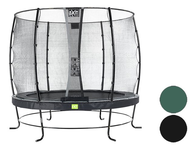 Image pour EXIT ensemble trampoline Elegant Economy Ø 2,51 m à partir de ColliShop