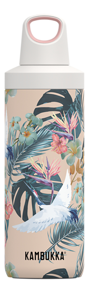 Afbeelding van Kambukka Drinkfles Reno insulated paradise flower 50 cl from ColliShop