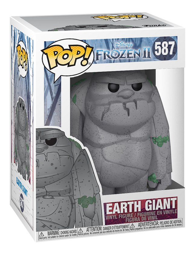 Afbeelding van Funko Pop! figuur Disney Frozen II 587 Earth Giant from ColliShop