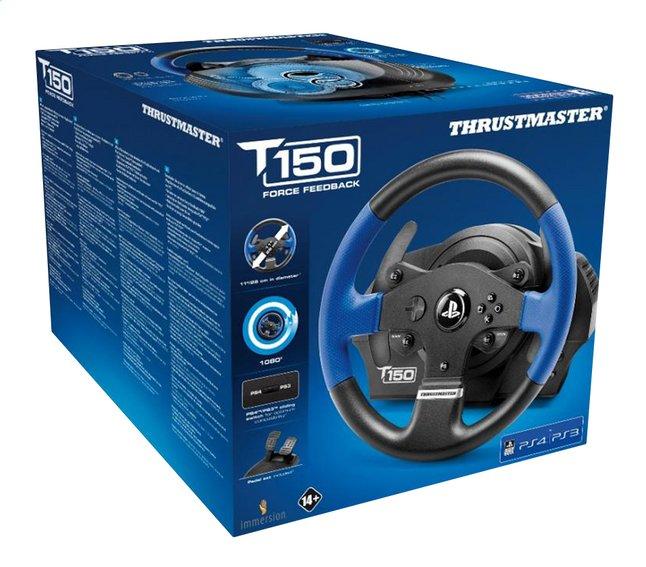 Afbeelding van Thrustmaster stuurwiel met pedalen T150 from ColliShop