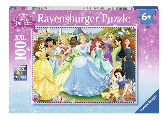 Afbeelding van Ravensburger puzzel Disney Princess from ColliShop