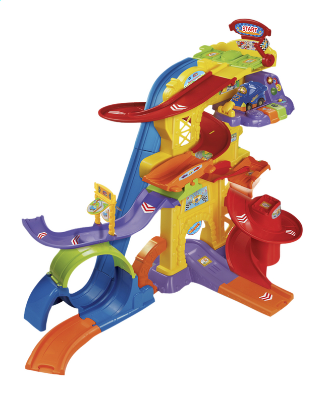 Image pour VTech Toet Toet Auto's Super Stuntpark NL à partir de ColliShop