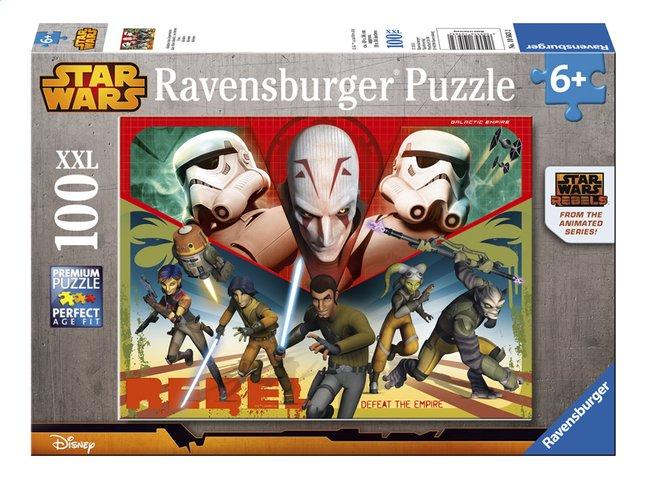 Afbeelding van Ravensburger puzzel Disney Star Wars Helden from ColliShop