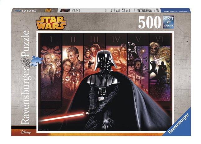 Afbeelding van Ravensburger puzzel Disney Star Wars Saga from ColliShop