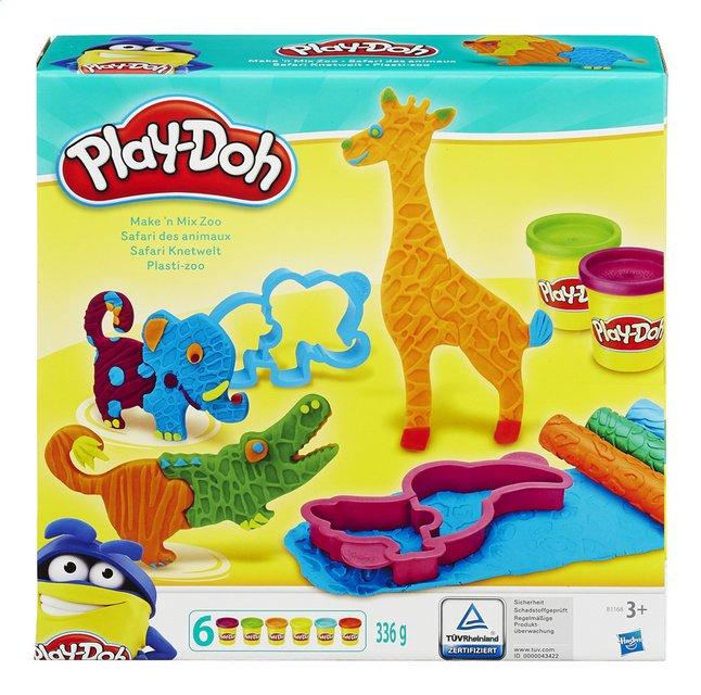 Afbeelding van Play-Doh Make 'n Mix Zoo from ColliShop
