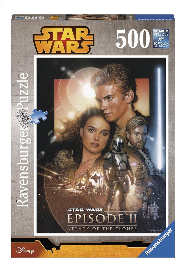 Afbeelding van Ravensburger puzzel Disney Star Wars Attack of the clones from ColliShop