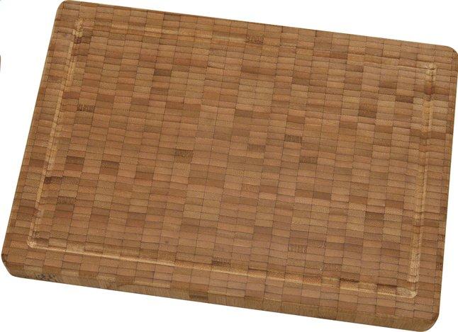 Image pour Zwilling planche à découper brun clair 35,5 x 30 cm à partir de ColliShop