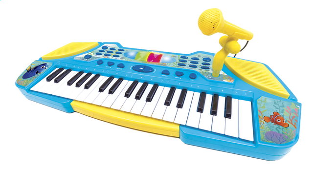 Afbeelding van Lexibook keyboard Disney Finding Dory met microfoon from ColliShop