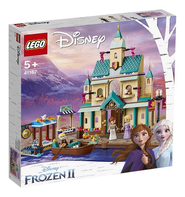 Image pour LEGO Disney Frozen 41167 Le château d'Arendelle à partir de ColliShop
