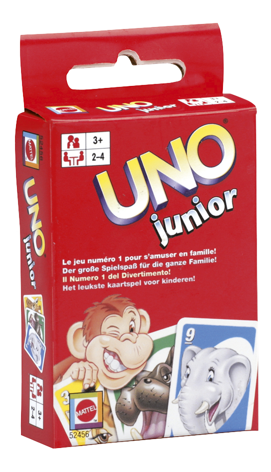 Image pour UNO Junior à partir de ColliShop