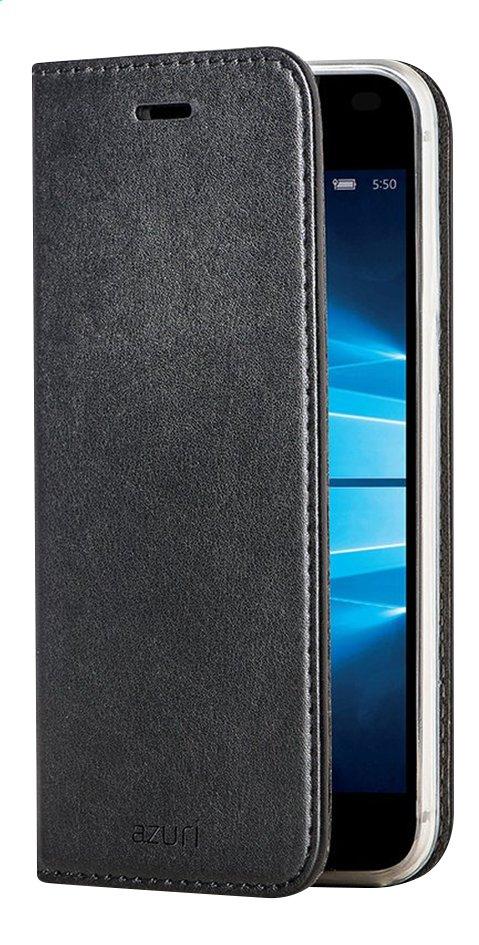 Afbeelding van Azuri Foliocover voor Lumia 550 zwart from ColliShop