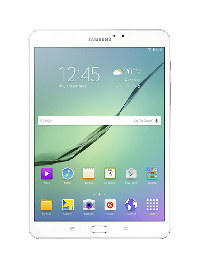 Afbeelding van Samsung tablet Galaxy Tab S2 VE Wi-Fi 8 inch 32 GB wit from ColliShop