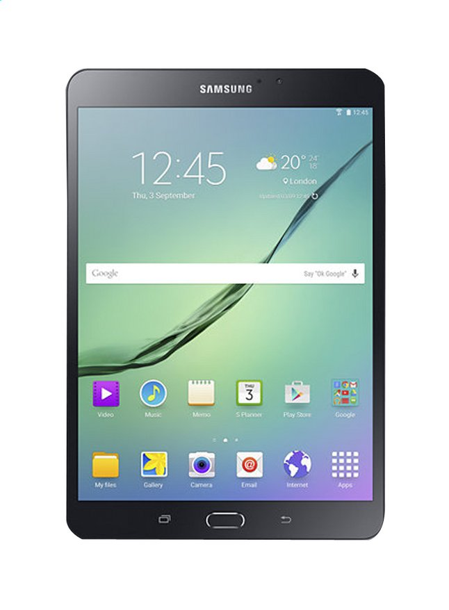 Afbeelding van Samsung tablet Galaxy Tab S2 VE wifi + 4G 8 inch 32 GB zwart from ColliShop