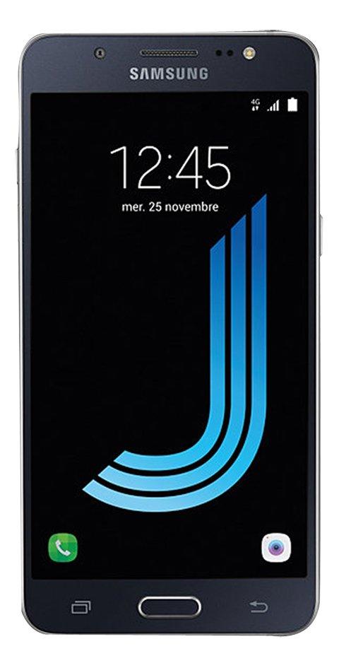 Image pour Samsung Smartphone Galaxy J5 2016 Dual SIM noir à partir de ColliShop
