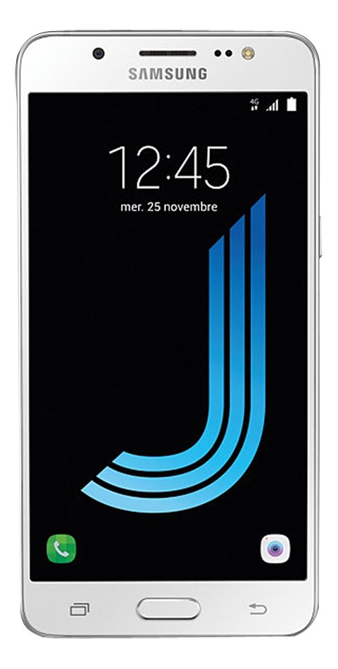 Afbeelding van Samsung smartphone Galaxy J5 2016 wit from ColliShop