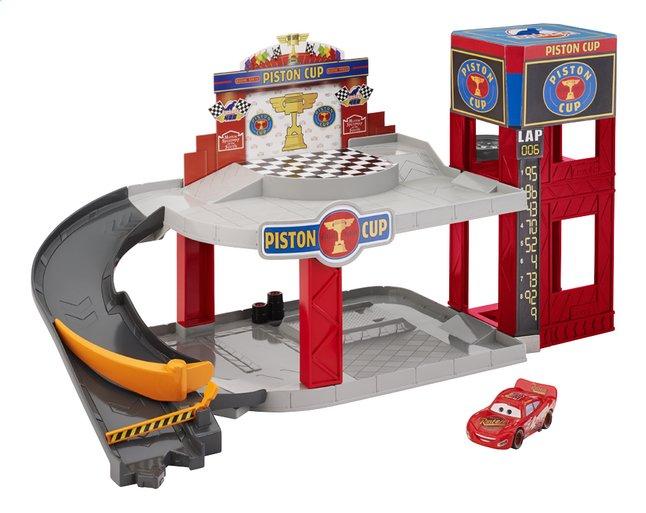 Afbeelding van Garage Disney Cars Piston Cup Racing from ColliShop