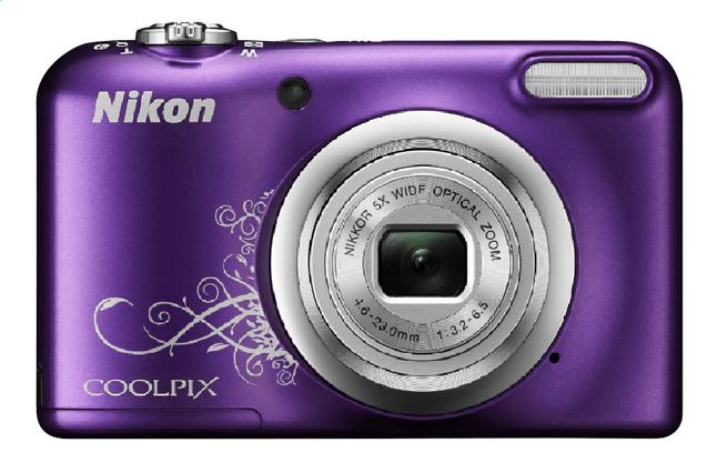 Afbeelding van Nikon digitaal fototoestel Coolpix A10 paars from ColliShop
