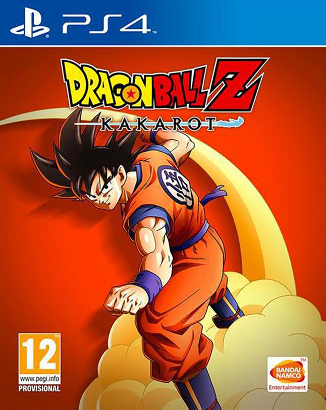 PS4 DragonBall Z Kakarot ANG
