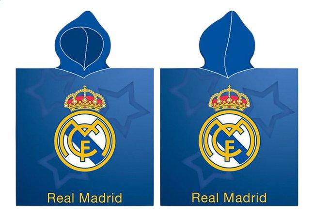 Image pour Poncho de bain Real Madrid bleu à partir de ColliShop
